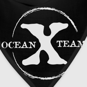 Ocean x Team White Kids' Shirts - Bandana