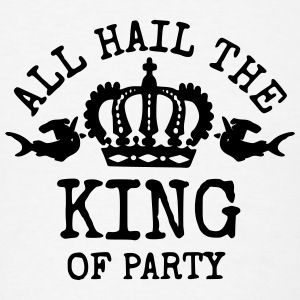 King of Party Other - Men's T-Shirt