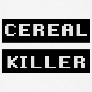 Cereal Killer Tanks - Men's T-Shirt