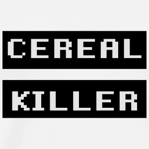 Cereal Killer Tanks - Men's Premium T-Shirt