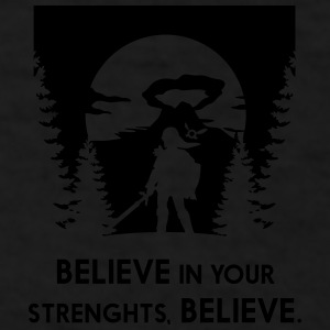 Zelda Believe - Men's T-Shirt