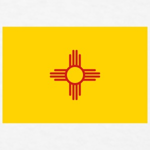 Flag New Mexico Sportswear - Men's T-Shirt