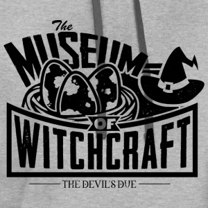 Museum of Witchcraft T-Shirts - Contrast Hoodie