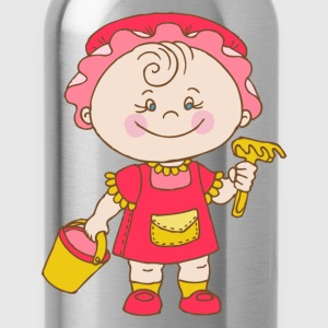Baby cartoon painting T-Shirts - Water Bottle