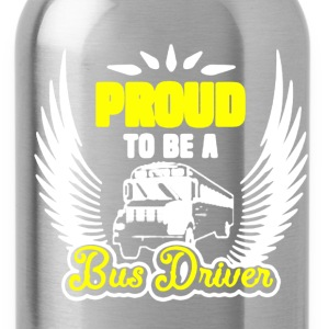 Bus Driver Shirt - Water Bottle