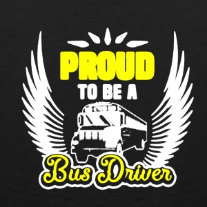 Bus Driver Shirt - Men's Premium Tank