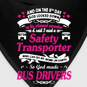 Bus Drivers Shirt - Bandana