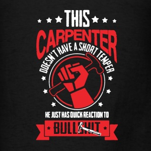 Carpenter Shirt - Men's T-Shirt