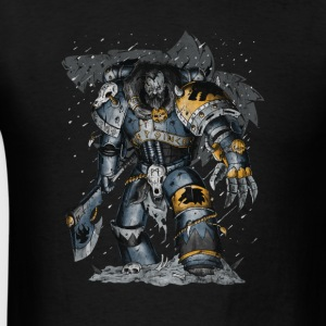 Space Wolves - Men's T-Shirt
