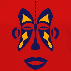african mask 72 T-Shirts - Women's Premium Long Sleeve T-Shirt