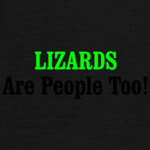 LIZARDS Are People Too! Sportswear - Men's Premium T-Shirt