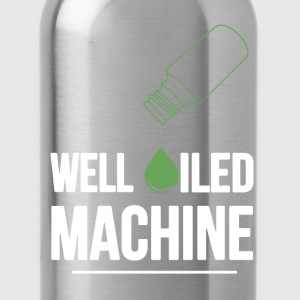 Oiled Machine Shirt - Water Bottle
