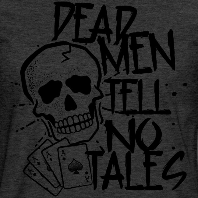 "American Apparel ""No Tales"" Men's Tee"