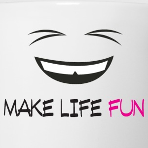 Make Life Fun Sportswear - Coffee/Tea Mug
