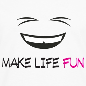 Make Life Fun Sportswear - Men's Premium Long Sleeve T-Shirt