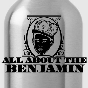 All About The Benjamin T-Shirts - Water Bottle