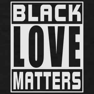 Black Love Matters Sportswear - Men's T-Shirt