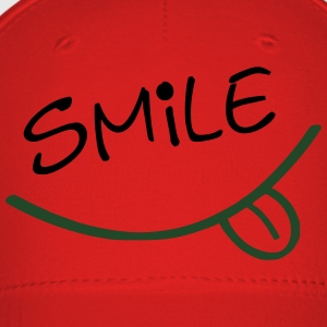 happy smile Bags & backpacks - Baseball Cap