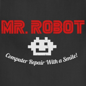 Mr. Robot Computer Store - Adjustable Apron