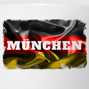 München T-Shirts - Coffee/Tea Mug