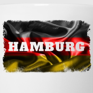 Hamburg T-Shirts - Coffee/Tea Mug