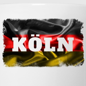 Köln T-Shirts - Coffee/Tea Mug