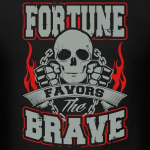 fortune favors the brave Sportswear - Men's T-Shirt