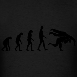 evolution judo Tanks - Men's T-Shirt