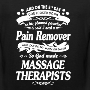 Massage Therapis Shirt - Men's Premium Tank