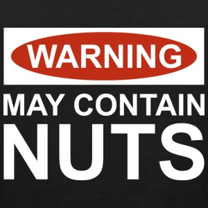 May Contain Nuts - Men's Premium Tank