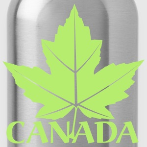 Canada Souvenir Polo Shirts Canada Maple Leaf Golf - Water Bottle