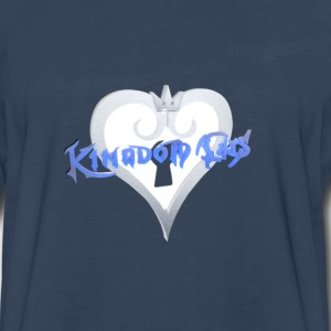 Kingdom Cats Logo Hoodies - Men's Premium Long Sleeve T-Shirt