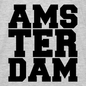 AMSTERDAM DUTCH EUROPE Hoodies - Men's Premium Long Sleeve T-Shirt