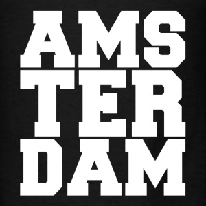 AMSTERDAM DUTCH EUROPE Hoodies - Men's T-Shirt