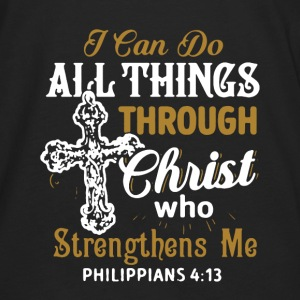 Christ Shirt - Men's Premium Long Sleeve T-Shirt