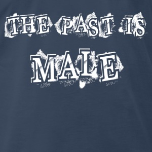 THE PAST MALE Tanks - Men's Premium T-Shirt