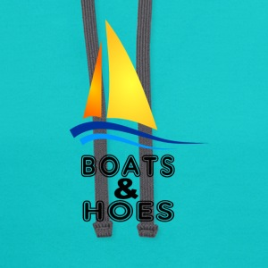 Boats And Hoes - Contrast Hoodie