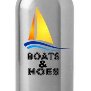 Boats And Hoes - Water Bottle