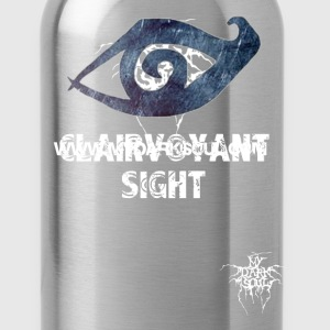 clairvoyant sight - Water Bottle