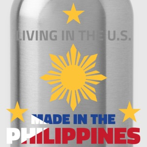Made in the Philippines T-Shirts - Water Bottle