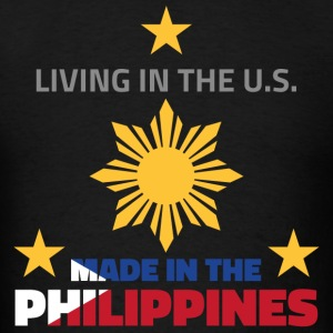 Made in the Philippines Hoodies - Men's T-Shirt