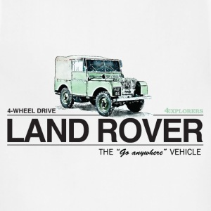 Land Rover Series 1 - Adjustable Apron