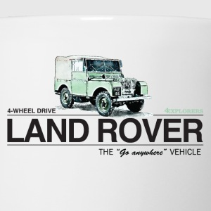 Land Rover Series 1 - Coffee/Tea Mug