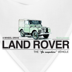 Land Rover Series 1 - Bandana