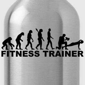 Fitness trainer T-Shirts - Water Bottle