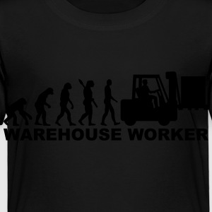 Warehouse worker Kids' Shirts - Toddler Premium T-Shirt