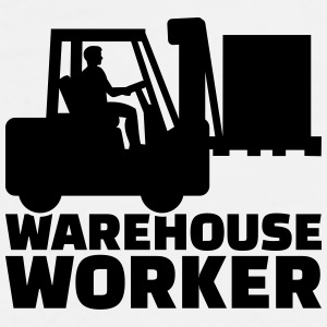 Warehouse worker Mugs & Drinkware - Men's Premium T-Shirt