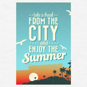 City Summer Break Accessories - Men's T-Shirt