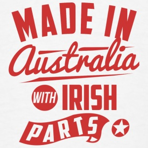 Australian Irish Baby Bodysuits - Men's T-Shirt