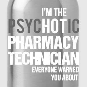 Pharmacy Technician Shirt - Water Bottle